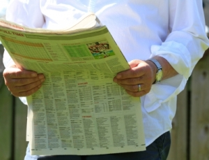 Newspaper & Other Print Medias Are Expensive and Hard to Catch Readers' Attention Today.