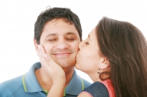 "To Improve Client Relationships, The Company Need to ""Kiss"" the Customer Cheeks."