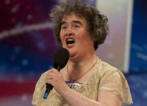 The Biggest Youtube Sensation Ever - Susan Boyle