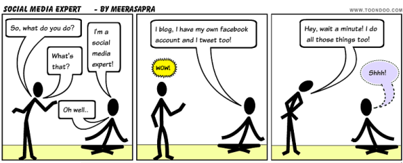 Everyone is a Social Media Expert