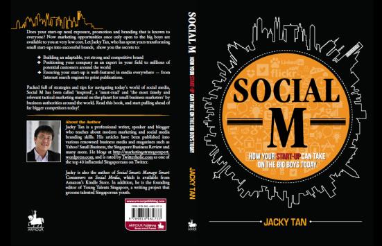 Social 'M' by Jacky Tan
