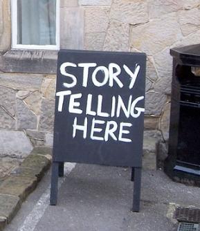 Storytelling your brand on social media