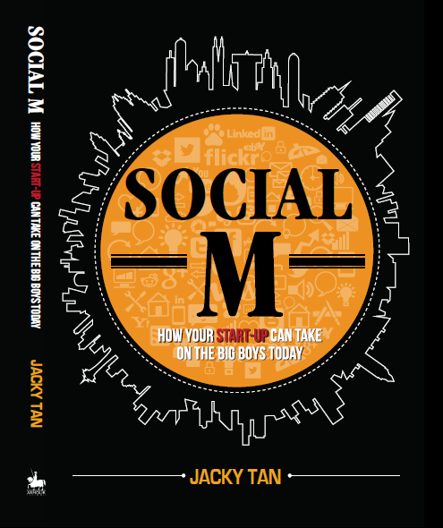 Social 'M' - How Your Start-Up Can Take On the Big Boys Today