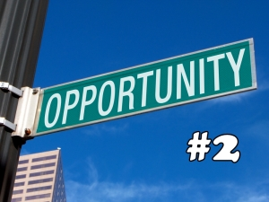 Create Opportunities Constantly