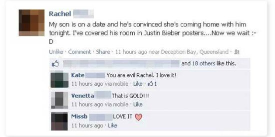 This is Embarrassing. Credits: Huffington Post