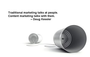 traditional marketing talks at people1