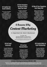 6 Reasons Why Businesses in Asia Need Content Marketing [Infographics]